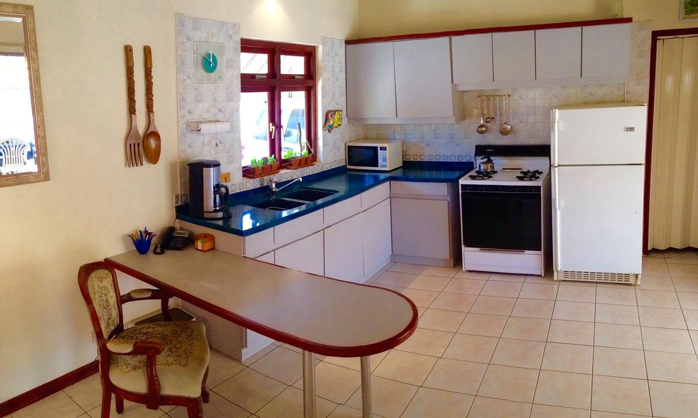 Keuken - Vakantiehuis Aruba