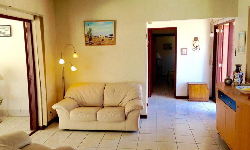 Woonkamer 2 - Vakantiehuis Aruba